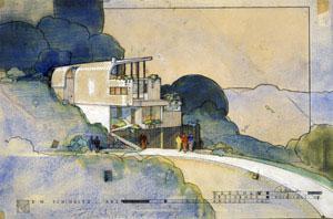 Rudolph Michael Schindler - Warshaw House